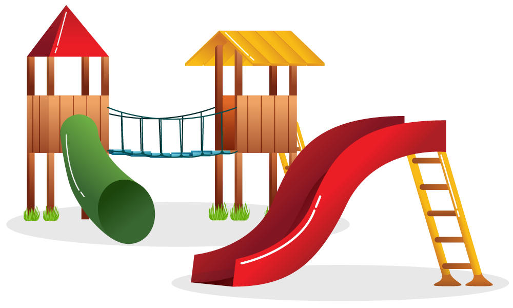 Play equipment clipart clipart freeuse library Pictures Of Playground Equipment | Free download best ... clipart freeuse library