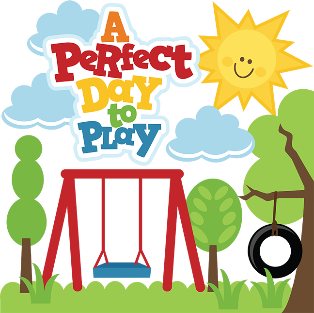 Play in the sun clipart image freeuse library A Perfect Day To Play | Cuttable Scrapbook SVG Files | Pinterest ... image freeuse library
