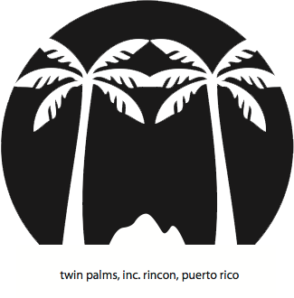 Playa de puerto rico clipart black and white