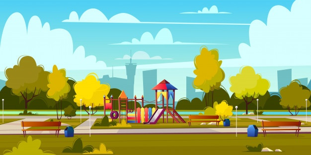 Playground clipart background banner freeuse download Playground Vectors, Photos and PSD files | Free Download banner freeuse download