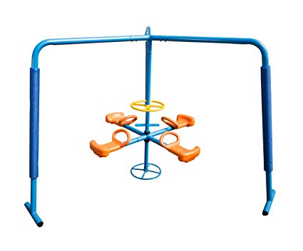 Playground clipart slide swing merry go round site stockphoto clip art royalty free Ironkids Four Station Fun Filled Merry Go Round clip art royalty free