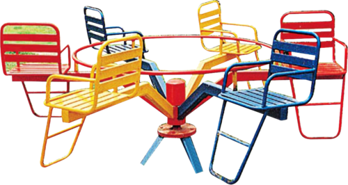 Playground clipart slide swing merry go round site stockphoto picture transparent Playground Merry Go Round | Bharat Swings & Slide Industry ... picture transparent