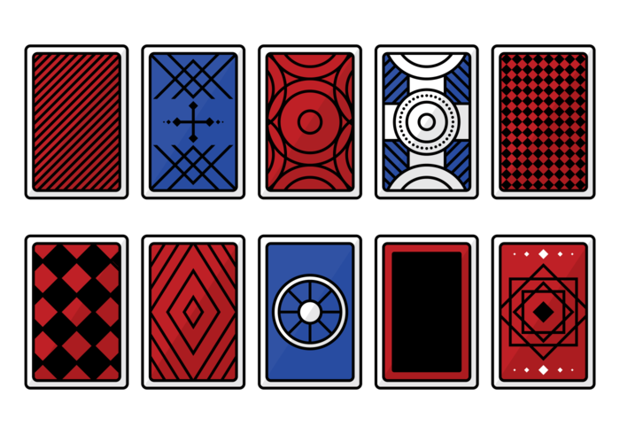 Playing card back clipart clip library library Playing Card Back Vectors - Download Free Vectors, Clipart ... clip library library