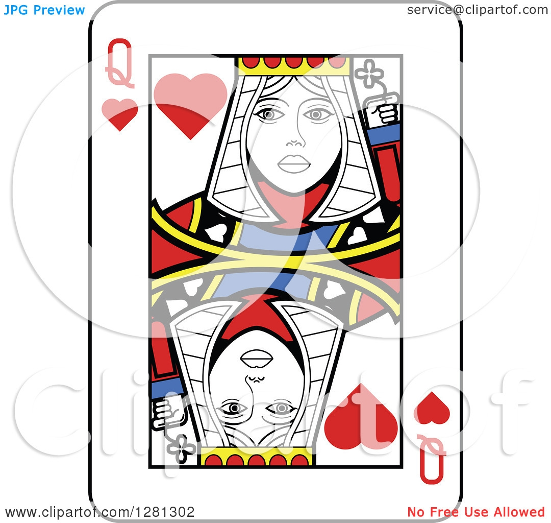 Playing card queen of hearts clipart cute clipart transparent download Playing card queen of hearts clipart cute - ClipartFest - ClipArt ... clipart transparent download