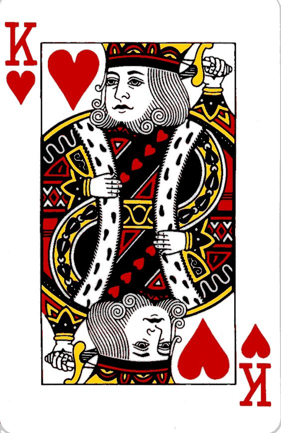 Playing card queen of hearts clipart cute free download QUENNOFHARTES | King and Queen of Hearts Playing Cards ... free download