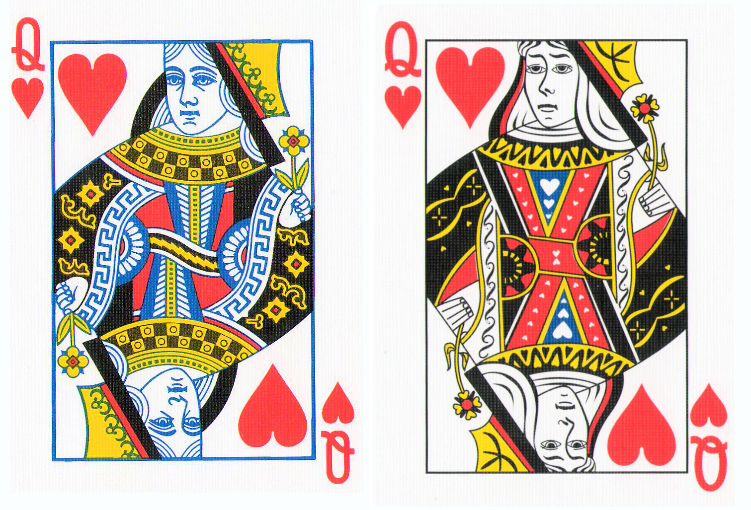 Playing card queen of hearts clipart cute png transparent library Playing card queen of hearts clipart cute - ClipartFest png transparent library