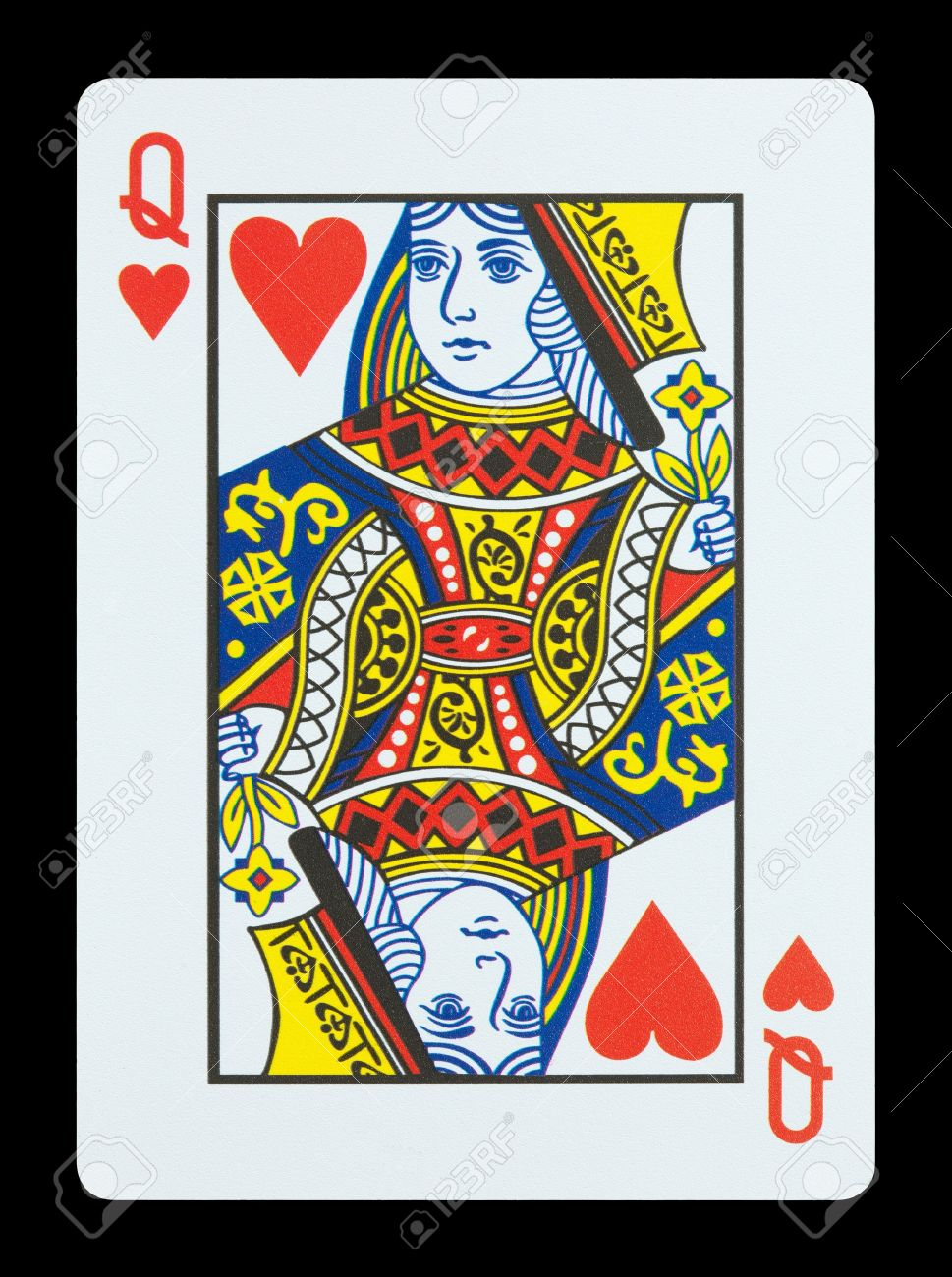 Playing card queen of hearts clipart cute png free library Playing card queen of hearts clipart cute - ClipartFest png free library