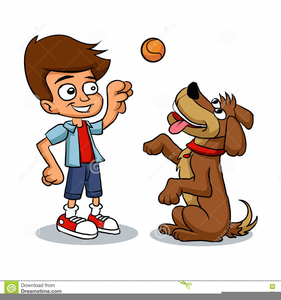 Playing dog clipart clipart transparent stock Playing Dog Clipart | Free Images at Clker.com - vector clip ... clipart transparent stock