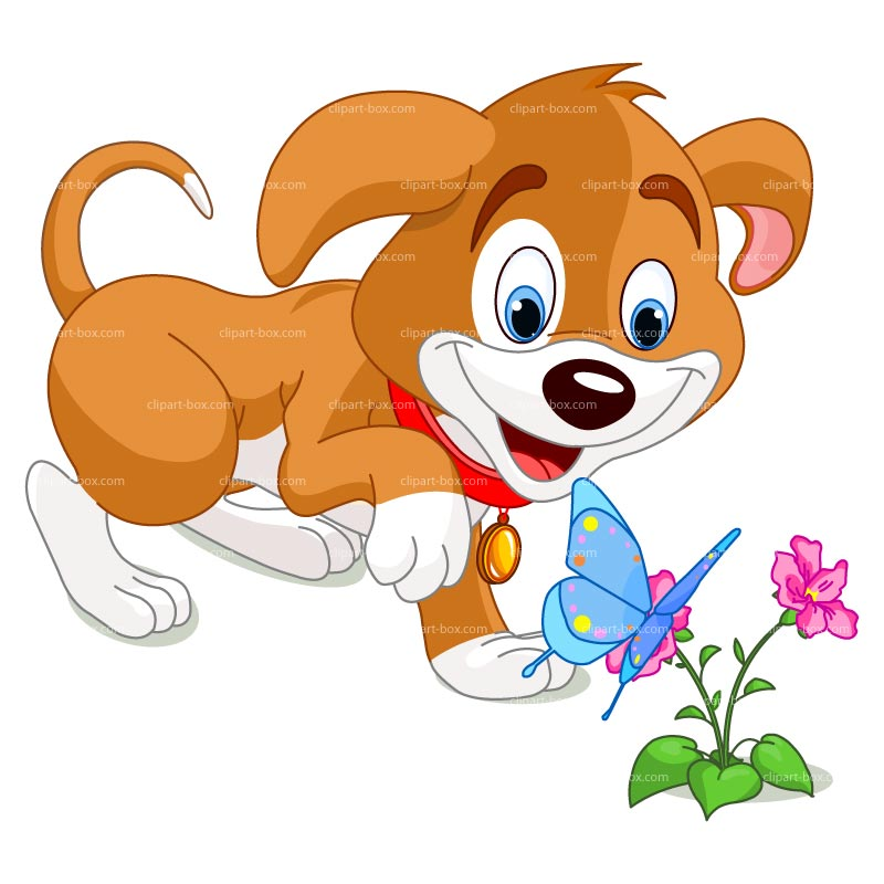 Playing dog clipart image royalty free clipart dog playing - Clip Art Library image royalty free