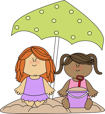 Playing in the sand clipart freeuse Girls Playing in the Sand | Clipart Panda - Free Clipart Images freeuse