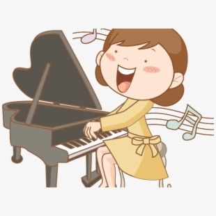 Playing piano clipart graphic royalty free library Free Playing Piano Clipart Cliparts, Silhouettes, Cartoons ... graphic royalty free library