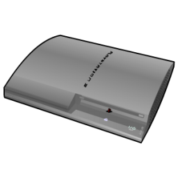 Playstation 3 clipart picture freeuse Sony PlayStation 3 Silver Icon, PNG ClipArt Image | IconBug.com picture freeuse