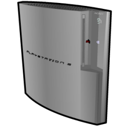 Playstation 3 clipart banner free library Sony PlayStation 3 Silver Vertical Icon, PNG ClipArt Image ... banner free library