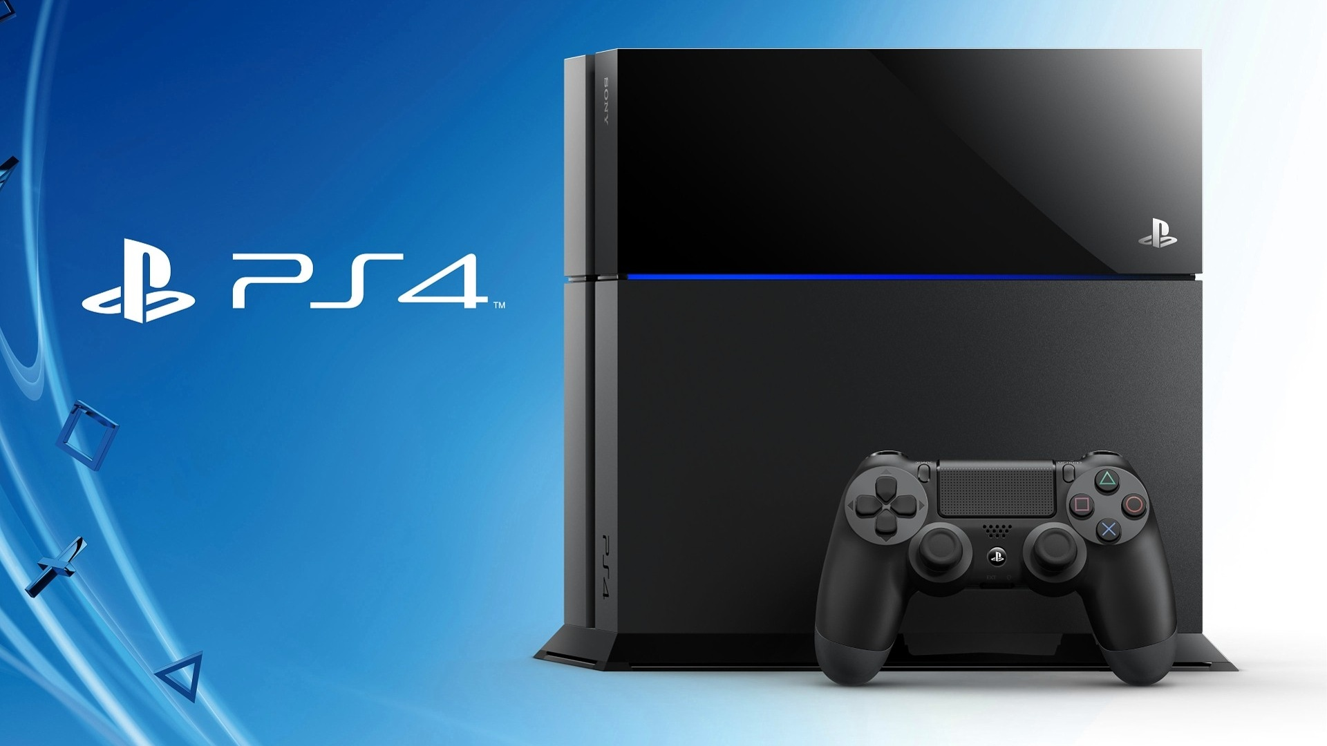 Playstation 4 black and white stock Is PlayStation 4 Neo Really 'The One'? black and white stock