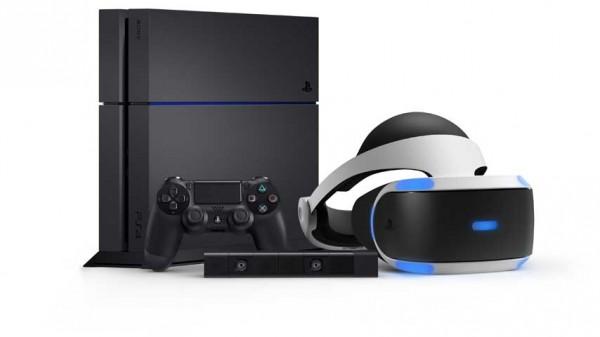 """Playstation 4 jpg Today's PlayStation 4 will still offer """"a first class VR ... jpg"""