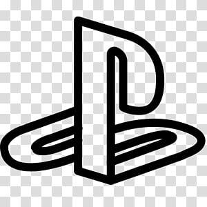 Playstation 4 logo clipart