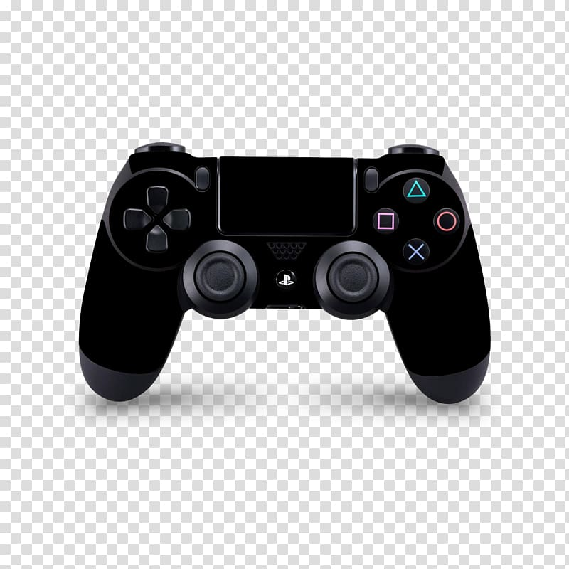 Ps4 controller black and white clipart svg freeuse library PlayStation 2 Sony PlayStation 4 Slim Game Controllers ... svg freeuse library