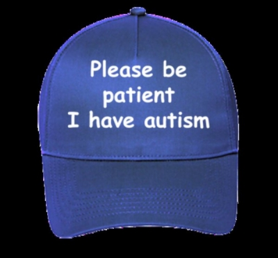 Please be patient i have autism hat clipart clipart transparent library Result for please be patient i have autism hat png | fourjay.org clipart transparent library
