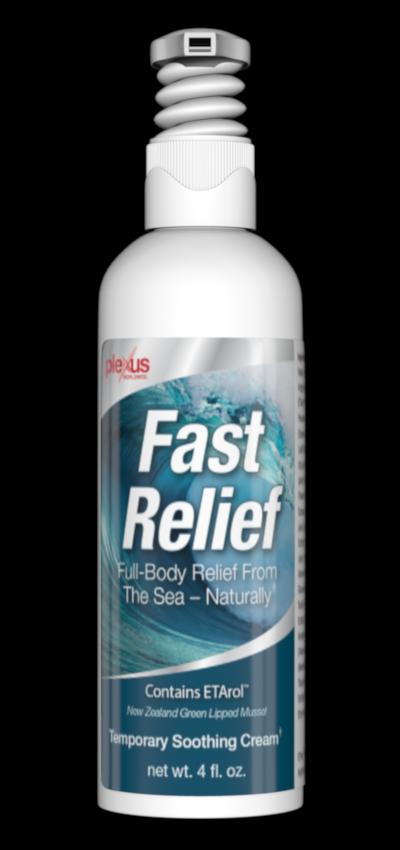 Plexus 60 day money back clipart vector freeuse Plexus - FAST RELIEF™ Cream vector freeuse