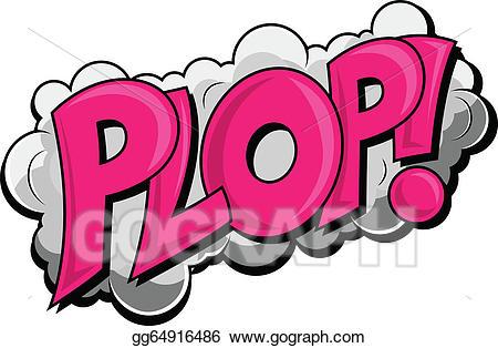Plop clipart