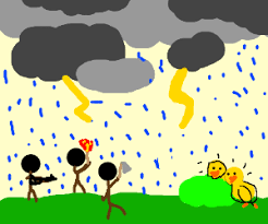 Pluim clipart jpg free library Image result for stormy day clipart   cartoon   Cartoon ... jpg free library