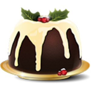 Plum pudding clipart vector free download Christmas Pudding | Free Images at Clker.com - vector clip ... vector free download