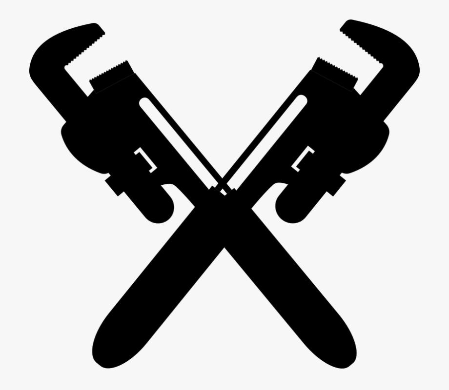 Wrench logo clipart jpg free stock Plumbing Pipes Clipart - Pipe Wrenches Clip Art ... jpg free stock