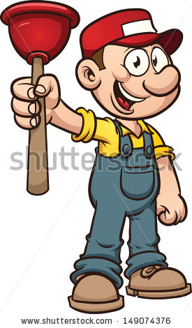 Plumbing cartoon clipart png freeuse library Plumber Cartoon Stock Images, Royalty-Free Images & Vectors ... png freeuse library