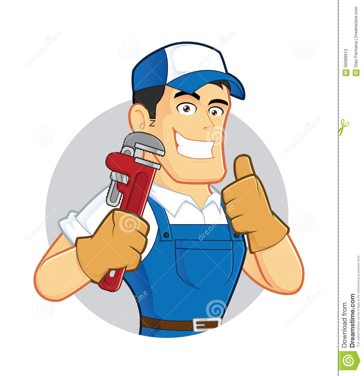 Plumbing character clipart png library download Plumbing character clipart - ClipartFest png library download