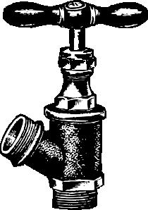 Plumbing clipart banner free Faucet Plumbing Clip Art at Clker.com - vector clip art online ... banner free