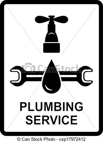 Plumbing clipart images banner freeuse library Plumbing Service Clipart - Clipart Kid banner freeuse library