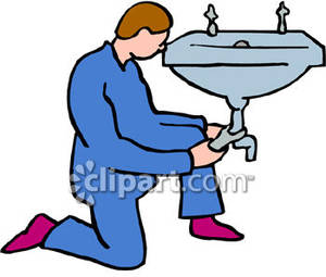 Plumbing images clipart graphic royalty free library Plumbing Work Clipart graphic royalty free library