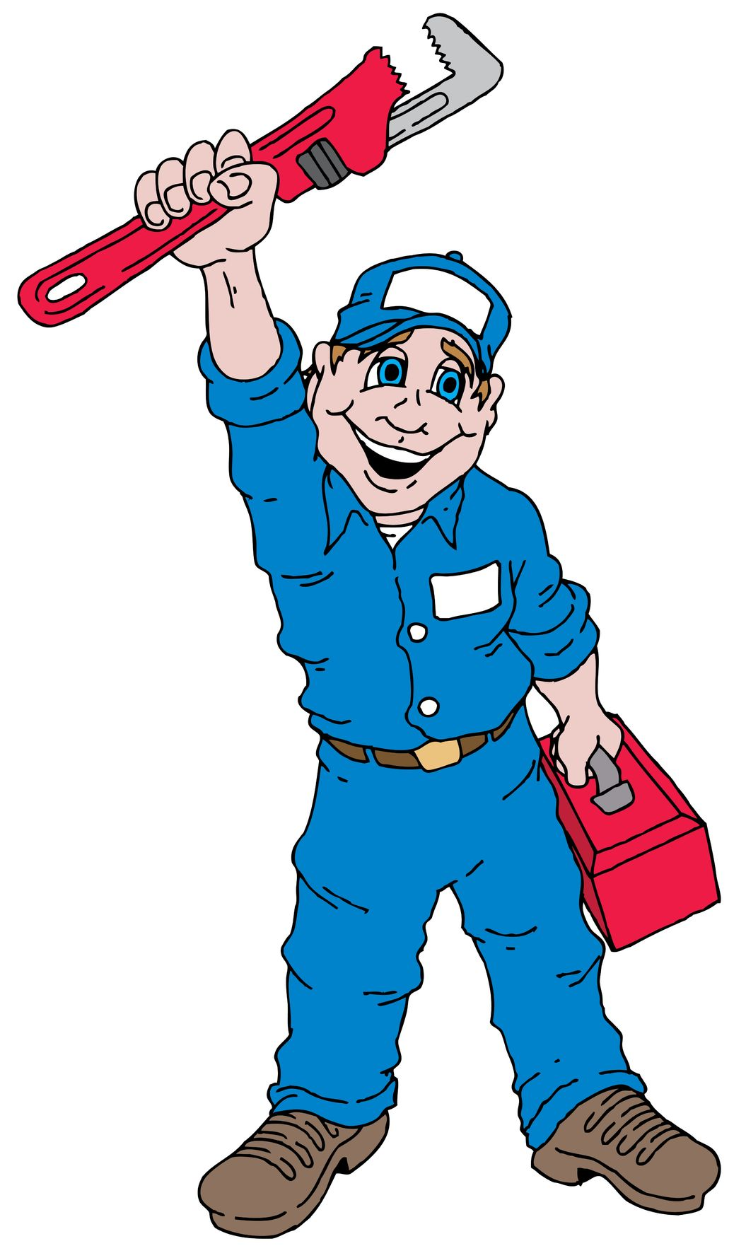 Plumbing images clipart graphic library library Plumbing Clipart - Clipart Kid graphic library library