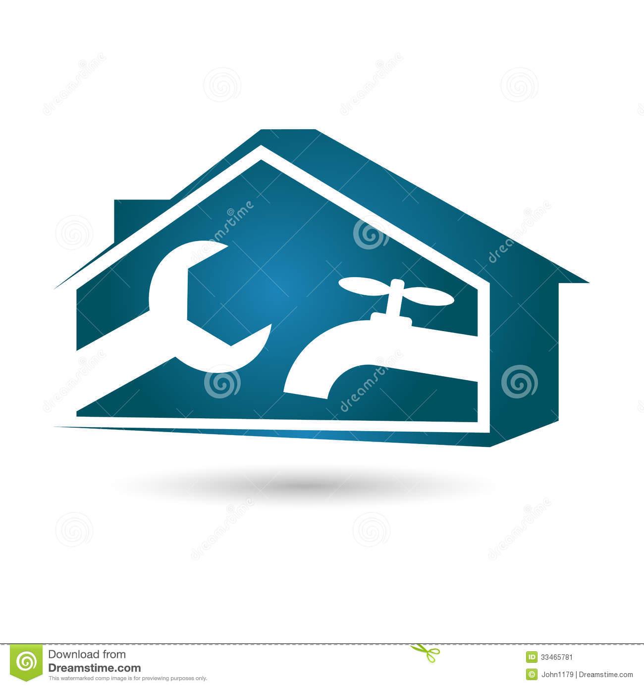 Plumbing logo clipart freeuse library Repair Plumbing Stock Image - Image: 33465781 freeuse library