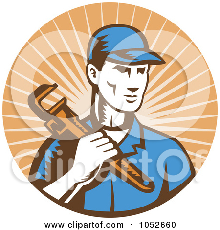 Plumbing logo clipart picture Royalty-Free (RF) Clipart of Plumbing Logos, Illustrations, Vector ... picture