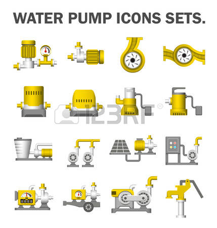 Plumbing pump icon clipart clip transparent library 185 Sewage Treatment Stock Illustrations, Cliparts And Royalty ... clip transparent library