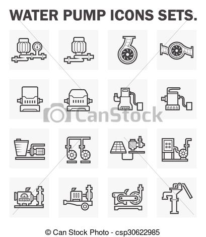 Plumbing pump icon clipart image freeuse download Plumbing pump icon clipart - ClipartFest image freeuse download