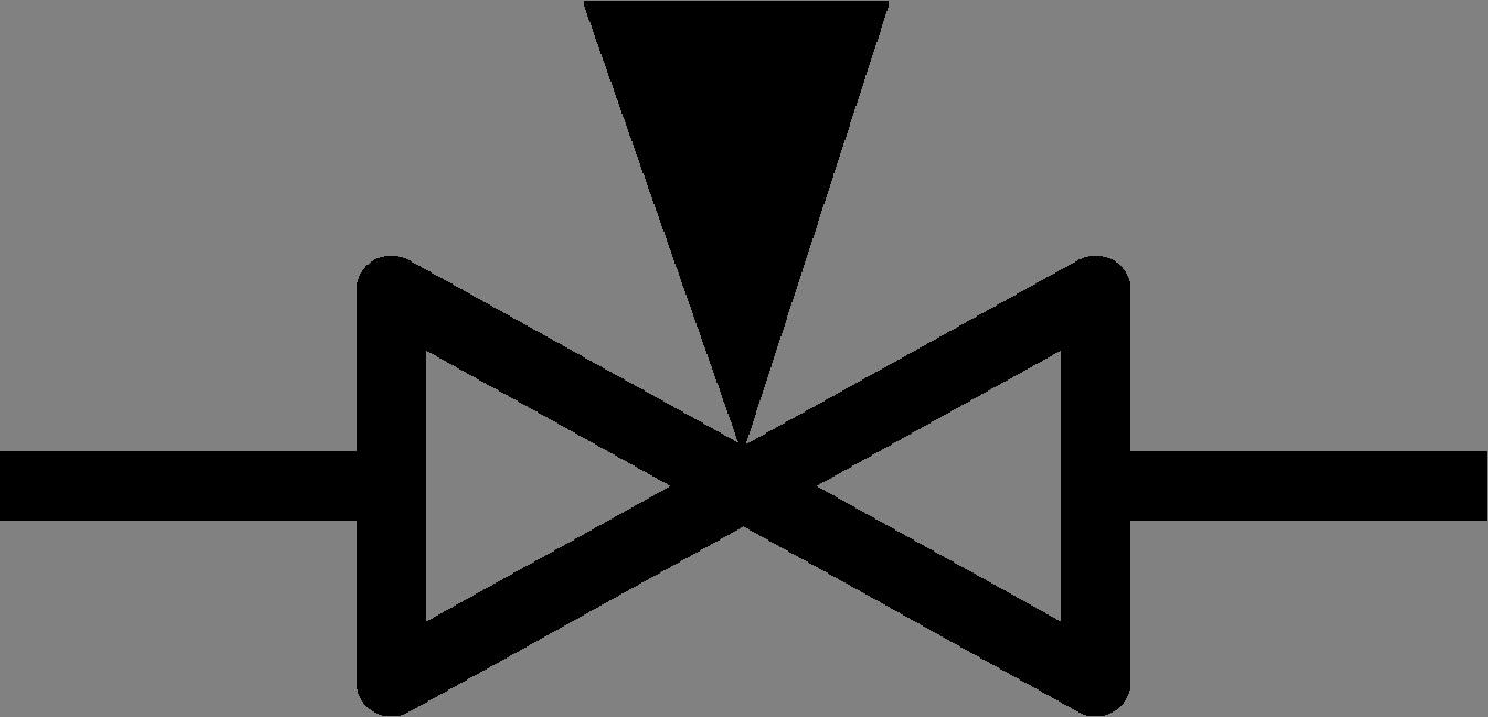 Plumbing symbols clipart jpg black and white download Valve Symbols | Flow Control Norway AS jpg black and white download