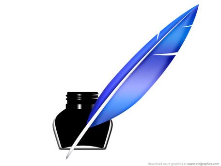 Plume clipart gratuit graphic black and white download Plume clipart gratuit - ClipartFox graphic black and white download