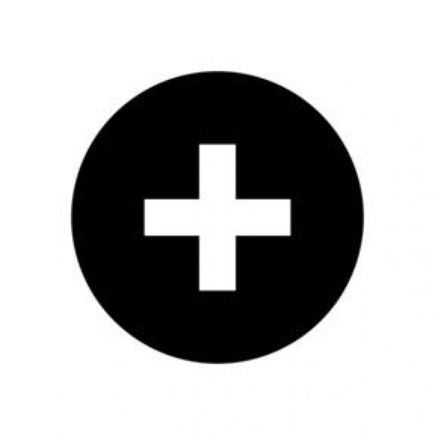 Plus button clipart image free plus symbol in a circle. add button Icons | Free Download ... image free