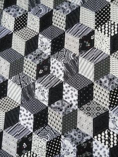 Plus quilting pattern clipart black and white graphic free library 250 Best Black & White quilts images in 2019 | Black, white ... graphic free library