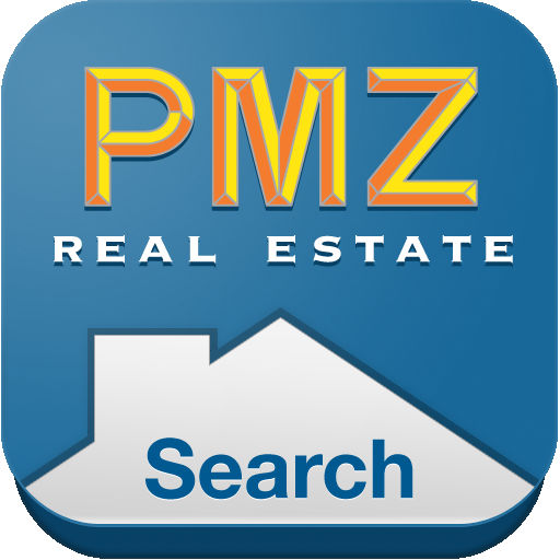 Pmz real estate logo clipart png freeuse stock PMZ for iPad by PMZ Real Estate png freeuse stock