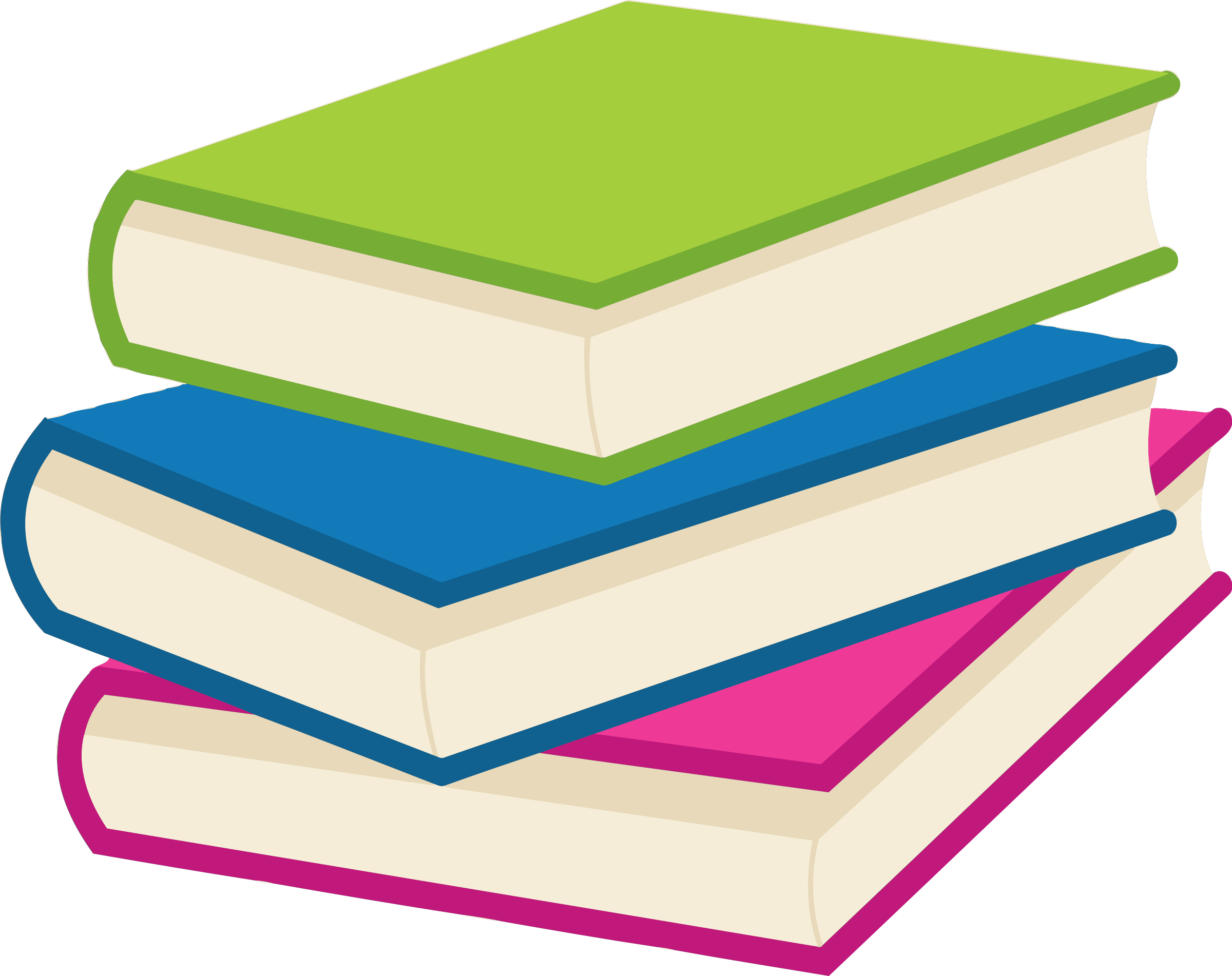 Stack of book clipart image library Clipart - Stack of books image library