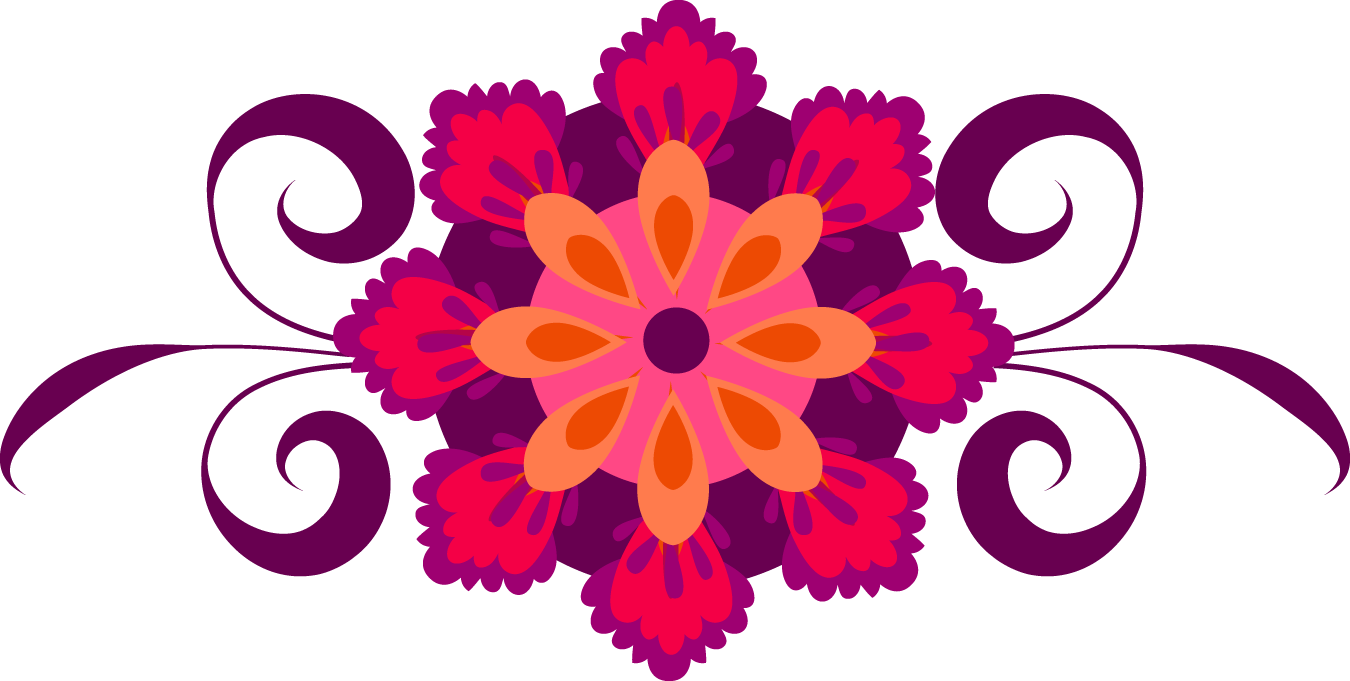 High res flower clipart banner transparent stock Free Png Clipart & Png Clip Art Images - ClipartALL.com banner transparent stock