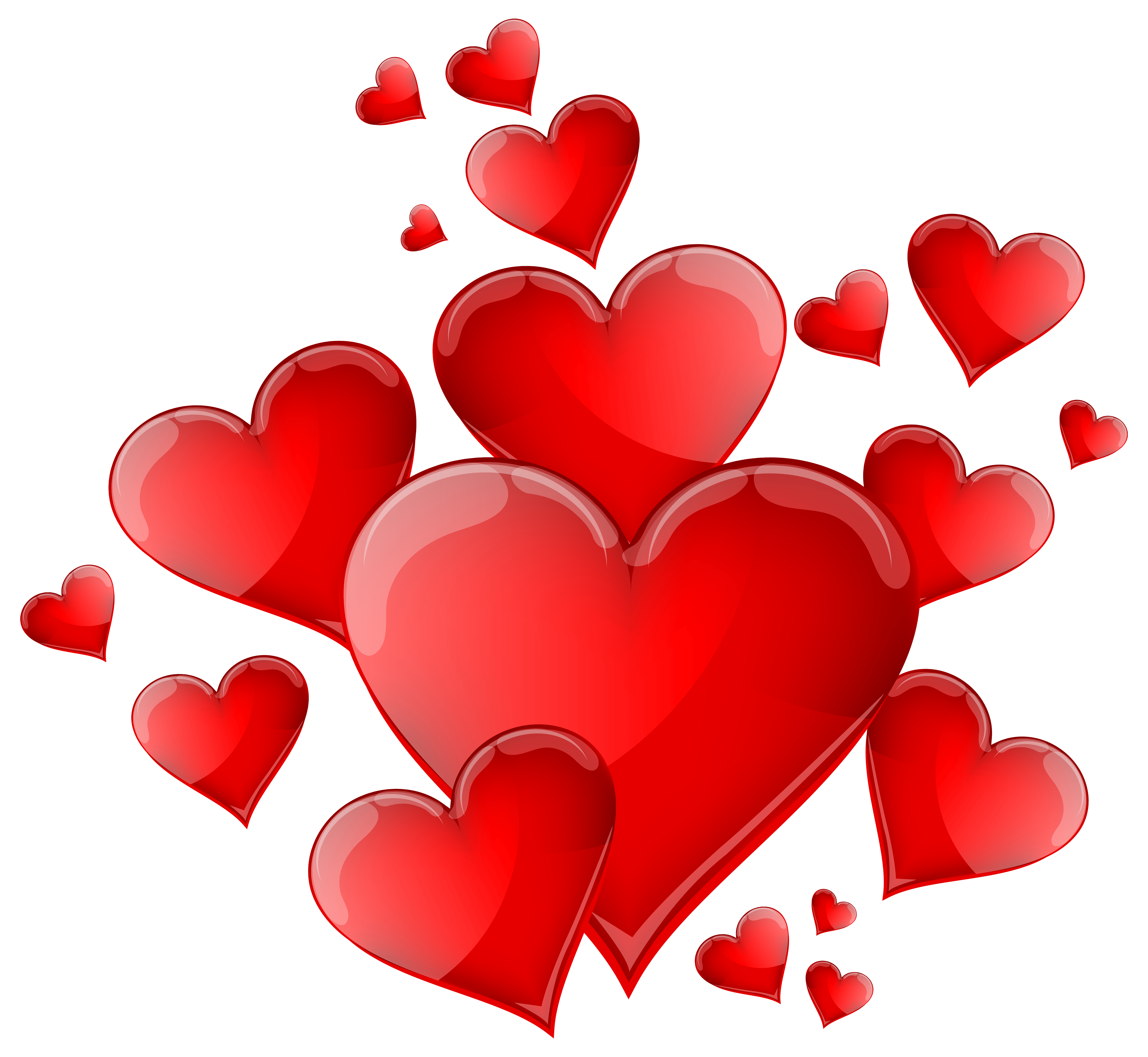 Png clipart images freeuse Hearts Decoration PNG Clipart Transparent freeuse