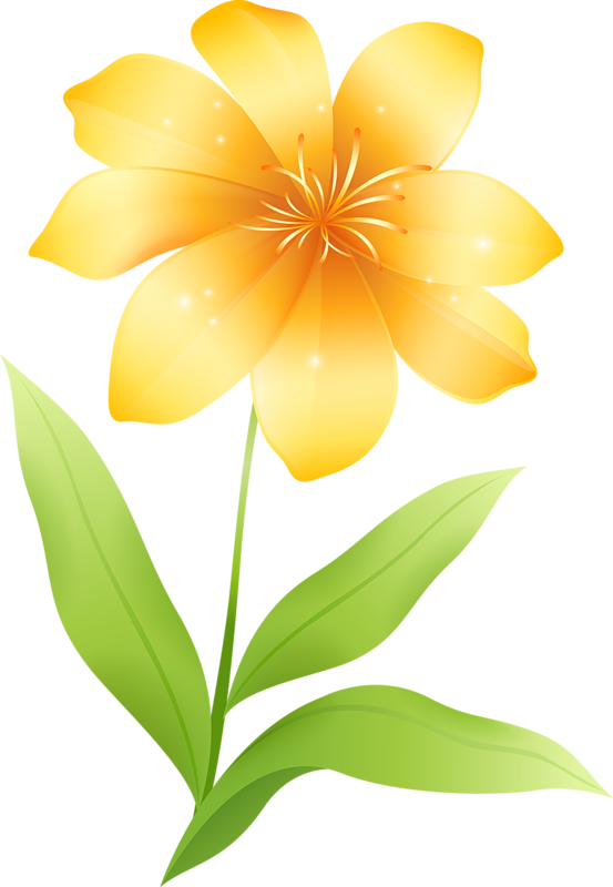 Yellow clipart flower vector stock Yellow_Flower_Clipart.png?m=1366495200 vector stock