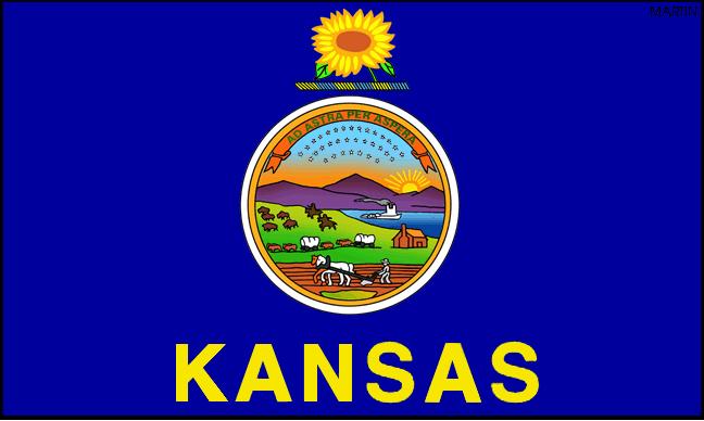 Png kansas state logo clipart png free download Kansas flag clipart - ClipartFest png free download