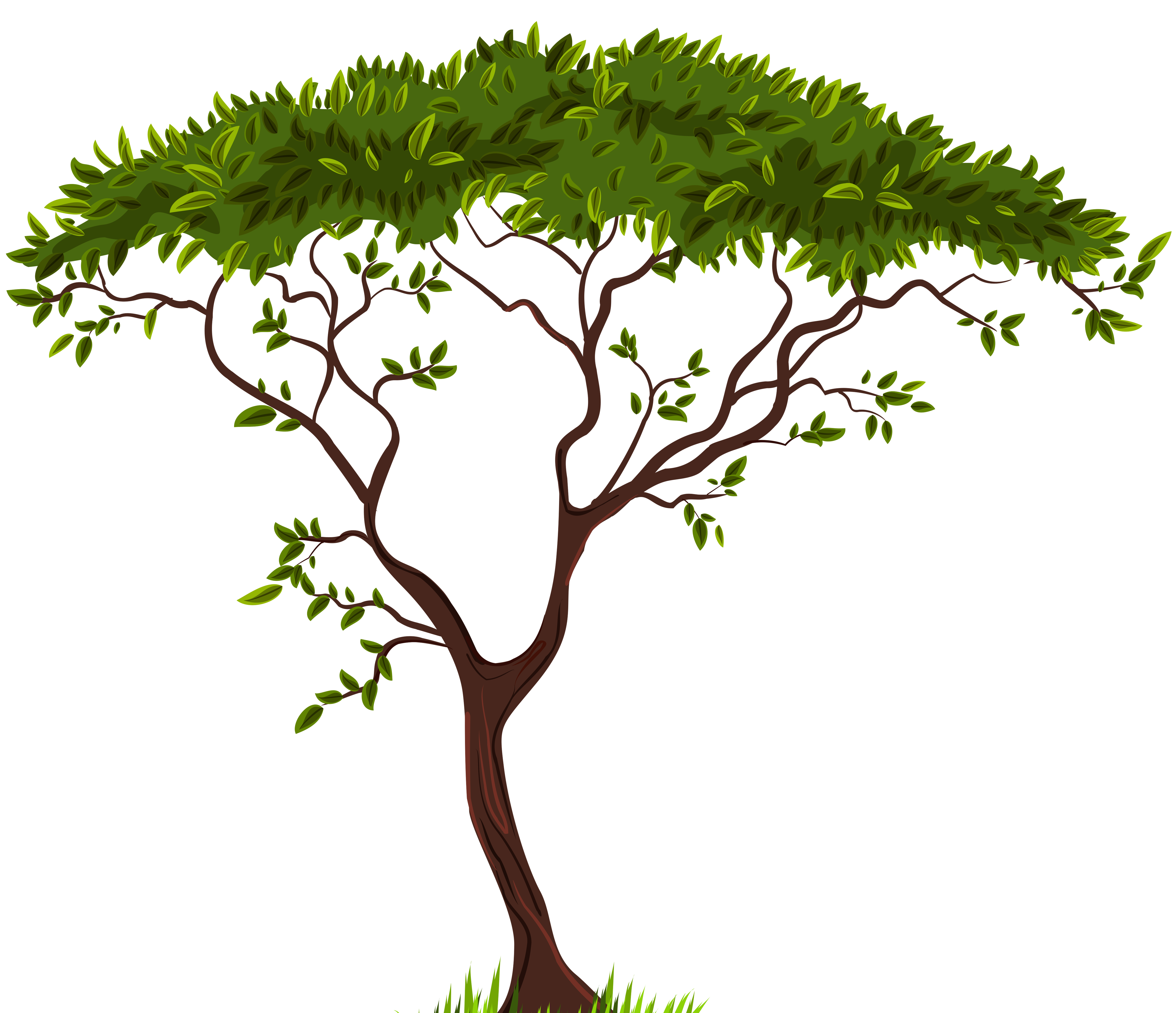 Hanging tree clipart image royalty free Png landscape clipart tree png - ClipartFest image royalty free