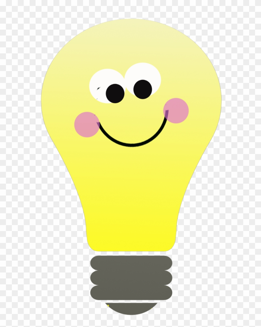 Png photos of cute clipart edison light bulb svg black and white library Submit An Idea - Light Bulb Png Cute Clipart (#810992 ... svg black and white library