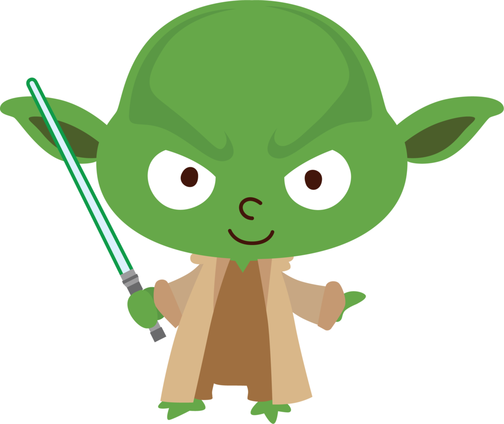 Star wars clipart png png stock 28+ Collection of Star Wars Clipart Yoda | High quality, free ... png stock
